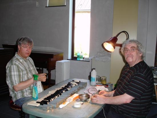 Avec Alain Kahn