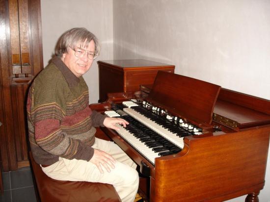 L'orgue HAMMOND