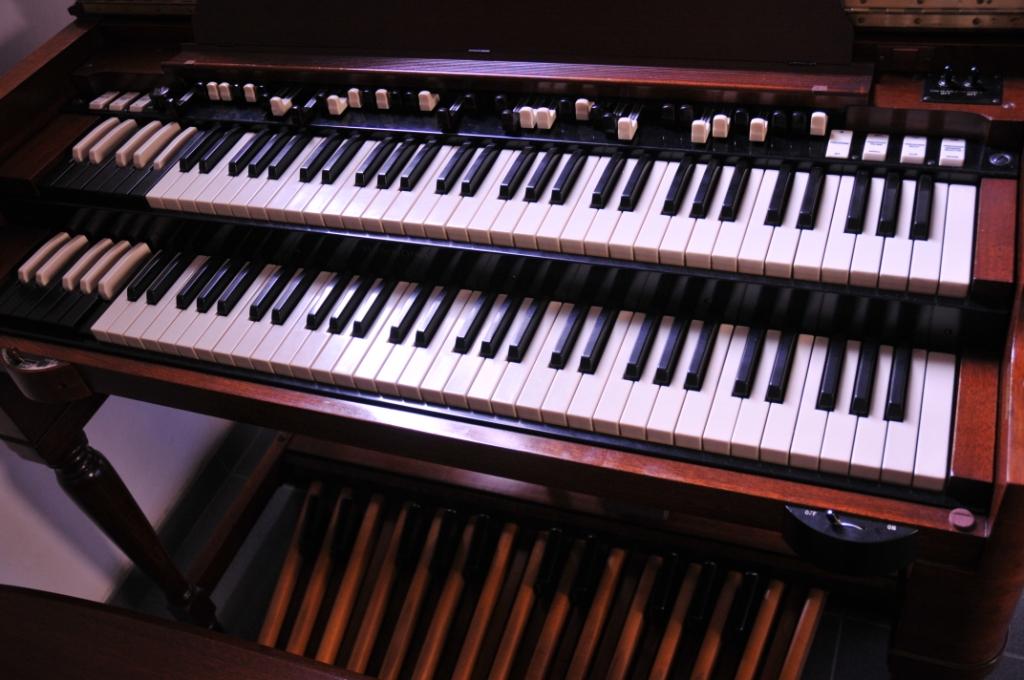 Le Hammond B3